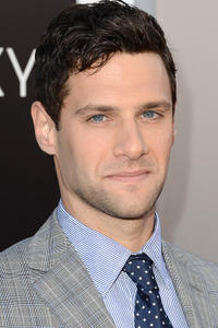 Justin Bartha at the California premiere of