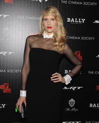 Lucy Punch at the New York premiere of