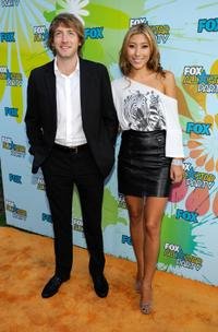 Fran Kranz and Dichen Lachman at the 2009 FOX All-Star Party.