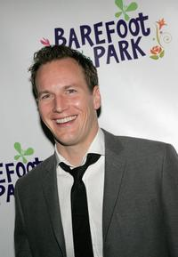 Patrick Wilson at the after party for the opening night of
