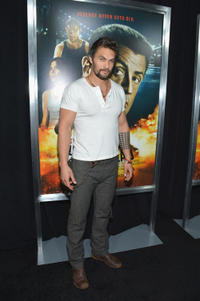 Jason Momoa at the New York premiere of