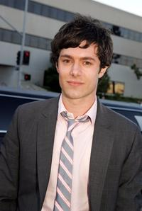 Adam Brody at the premiere of