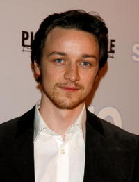 James McAvoy at the L.A. of premiere of