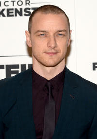 James McAvoy at the New York premiere of