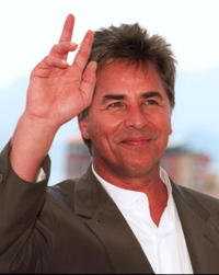 Don Johnson at the 51st Cannes film festival for the photocall of