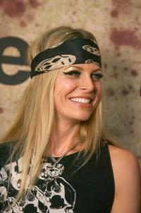Sheri Moon Zombie at the fuse Fangoria Chainsaw Awards.