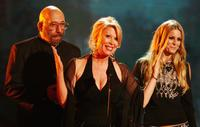 Leslie Easterbrook, Sid Haig and Sheri Moon Zombie at the Spike TV's Scream Awards.