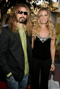 Director Rob Zombie and Sheri Moon Zombie at the west coast premiere of