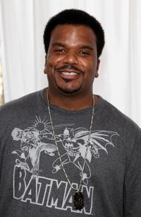 Craig Robinson at the 67th annual Golden Globe Awards.