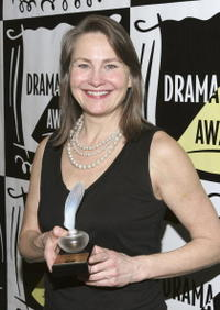 Cherry Jones at the 50th Annual Drama Desk Awards.