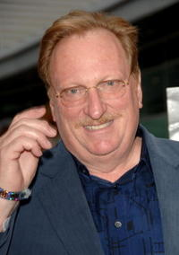 Jeffrey Jones at the Hollywood premiere of
