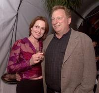 Sigourney Weaver and Jeffrey Jones at the post premiere party of