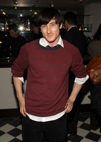 Alex Frost at the after party of the screening of