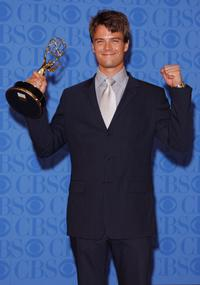 Josh Duhamel at the 29th Annual Daytime Emmy Awards.