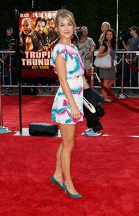 Laura Ramsey at the premiere of