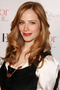 Jaime Ray Newman at the premiere of