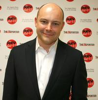 Rob Corddry at the Hollywood Reporter Key Art Awards.