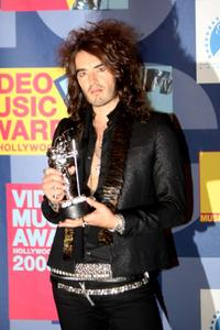 Russell Brand at the 2008 MTV Video Music Awards.
