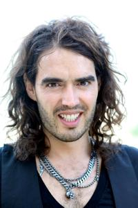 Russell Brand at the VMA Awards.