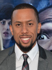 Affion Crockett at the California premiere of
