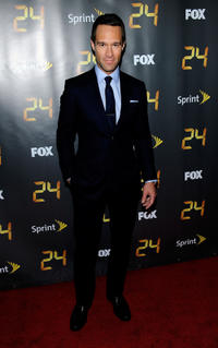 Chris Diamantopoulos at the New York premiere for Season Eight of