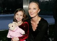 Rhiannon Leigh Wryn and Joely Richardson at the after party of the premiere of
