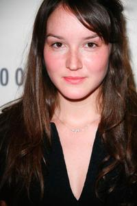 Anais Demoustier at the Chaumet's Cocktail Party and Dinner for Cesar's Revelations 2009.