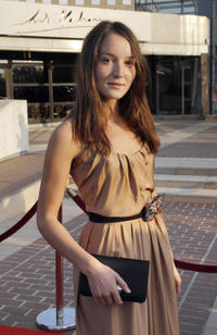 Anais Demoustier at the 25th Molieres Theatre Award Ceremony in Paris.