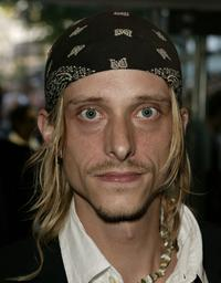 Mackenzie Crook at the London premiere of