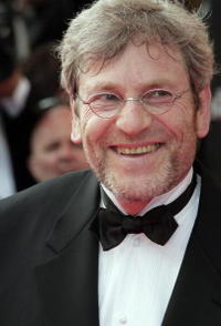 Tcheky Karyo at the Cannes Film Festival premiere of