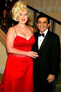 Jean Kasem and Casey Kasem at the Museum of Television and Radio's Annual Los Angeles Gala.