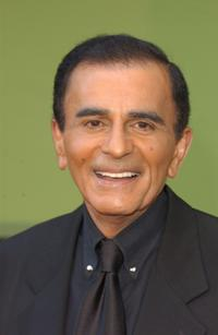 Casey Kasem at the WB Network's 2002 Summer Party.