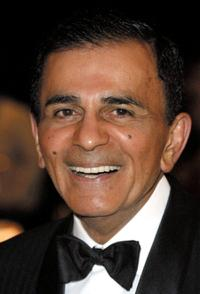 Casey Kasem at the Muscular Dystrophy Association 28th Annual Jerry Lewis pre-Telethon Extravaganza.