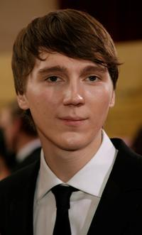 Paul Dano at the 79th Annual Academy Awards.