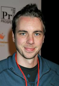 Dax Shepard at the opening of the new musical
