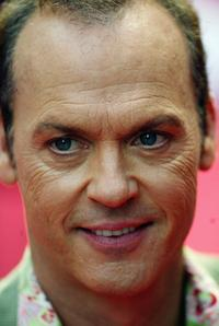 Michael Keaton at the London premiere of