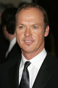 Michael Keaton at the Museum Of The Moving Image Salute To Ron Howard at the Waldorf-Astoria.