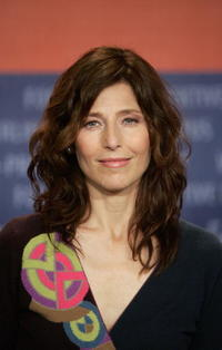 Catherine Keener at the 56th Berlinale Film Festival press conference of