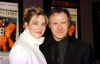 Harvey Keitel and Kate Winslet at the New York premiere of