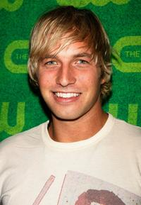 Ryan Hansen at the CW Network Summer TCA Party.