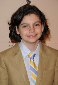 Max Burkholder at the 4th Annual Television Academy Honors in California.