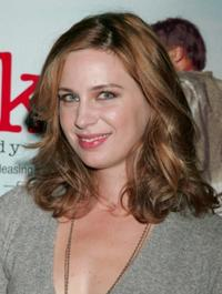 Anne Dudek at the world premiere of