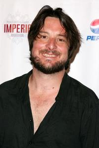 Christopher Evan Welch at the afterparty of the opening night of