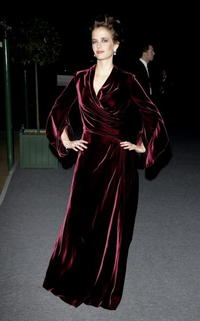 """Eva Green at the """"Casino Royale"""" After Party in London, England."""