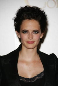 """Eva Green at the """"Golden Compass"""" photocall in Cannes, France."""