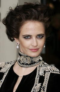 """Eva Green at the Royal Film Performance 2006 and """"Casino Royale"""" premiere in London, England."""