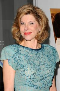 Christine Baranski at the screening of