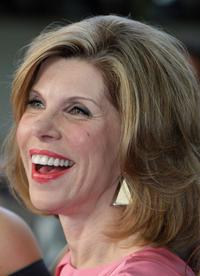 Christine Baranski at the world premiere of