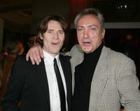 Udo Kier and Willem Dafoe at the 58th Berlinale Film Festival premiere of