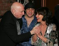 Adrienne Barbeau, Dominic Chianese and Steven Van Zandt at the after party for the opening night of